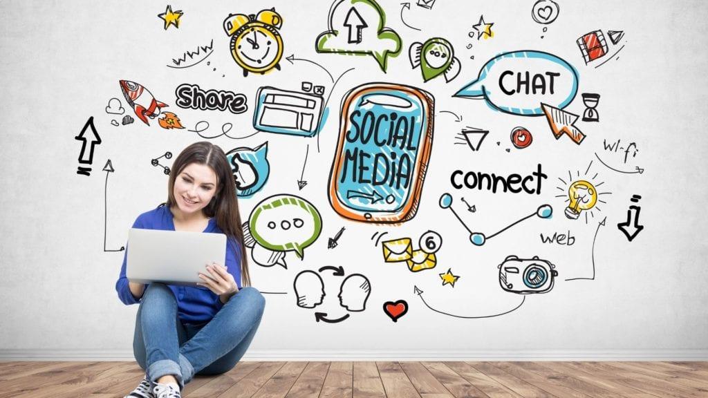 6 anledningar för företag att använda sociala medier