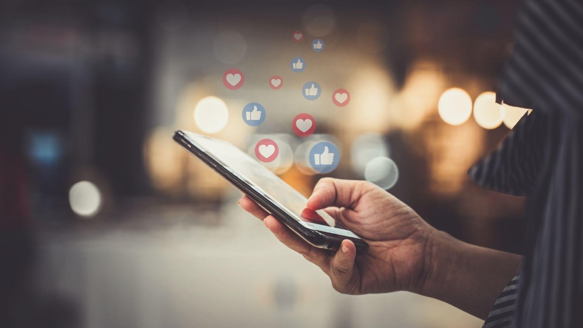 Sociala medier och företag